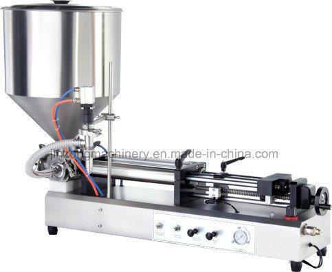 Best Price Sesame Paste Glass Plastic Cups Filling Machine