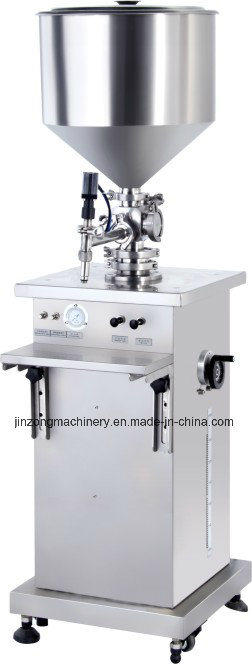 Fruit Paste One & Two Mouth Sesame Paste Filling Machine