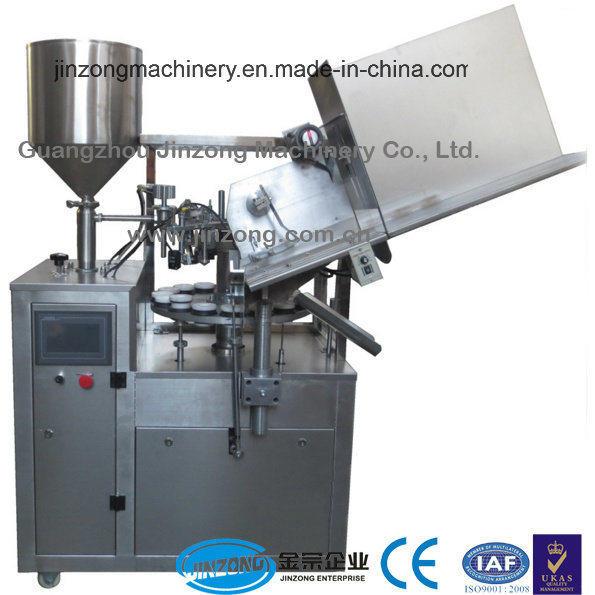 Jinzong Machinery Aluminium Tube Filling and Sealing Machine