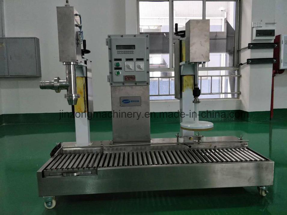 Putty Paste Semi-Automatic Filling Machine Packing Machine