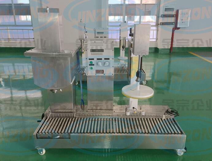 Anti-Explosion Liquid Filling Machine for Oils/Coating/Paint