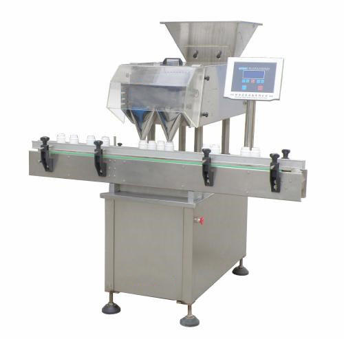 Tablet Capsule Counting and Filling Packing Machine