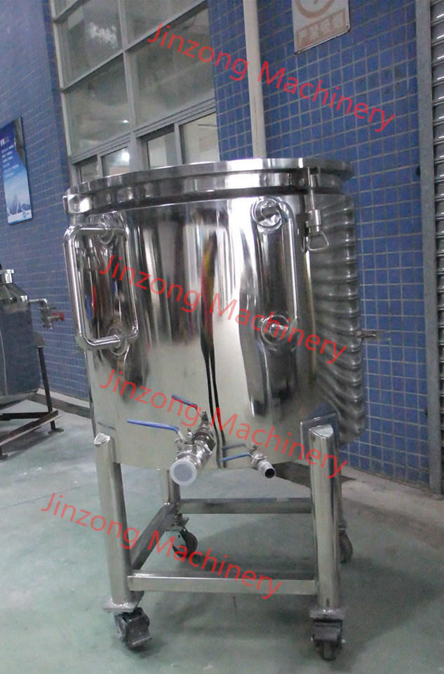 Chemical Medical Pharmaceutical ISO Storage Grade Food Tank