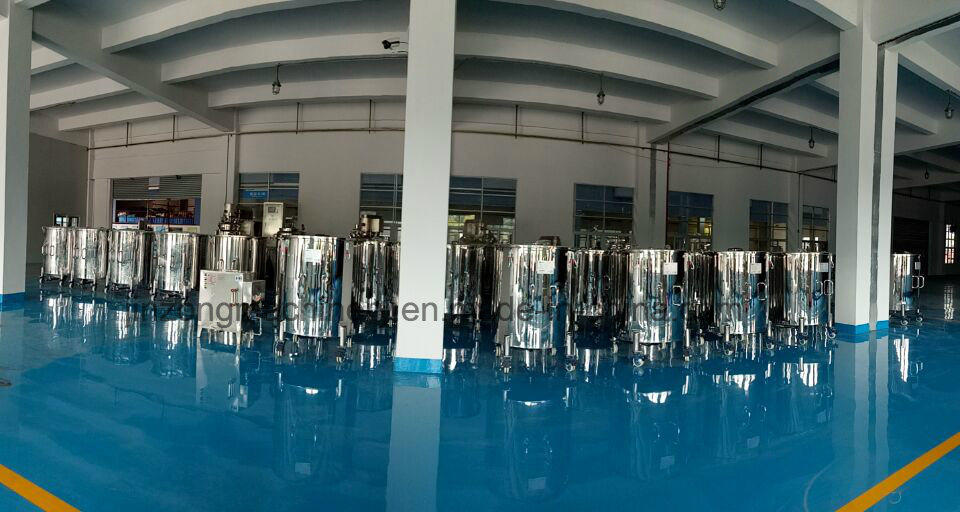 Good Quality 304 Stainless Steel Sterile Vertical Water Tank