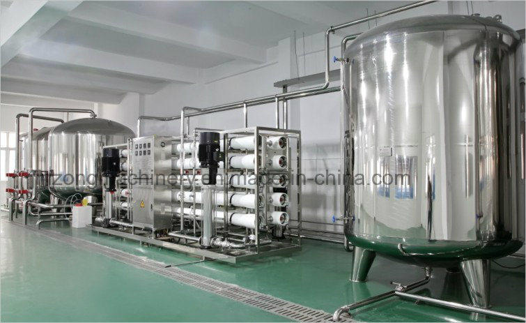 Sanitary Stainless Steel Feedwater Tank