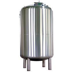 Ss Receiver Storage Vessels Manufacturer