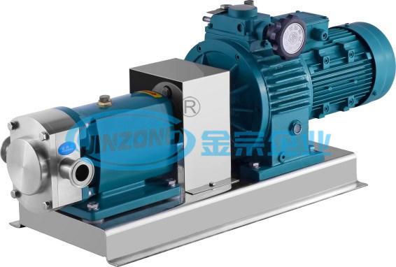 Hygienic Rotor Pump China Wholesale Supplier