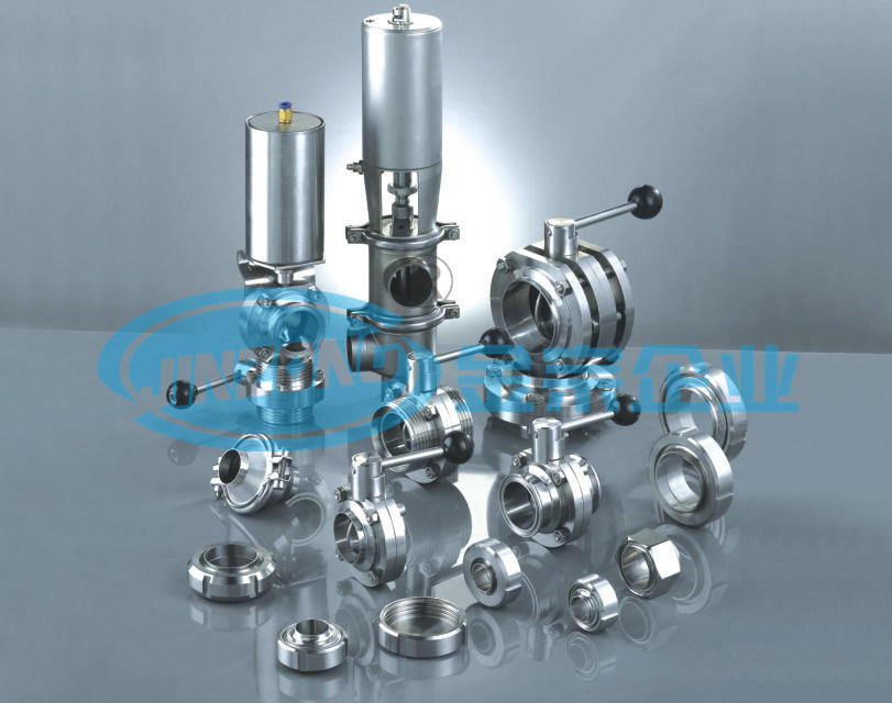 Sanitary Pipe Accessories for Pharmaceutical and Food Machines Wholesale