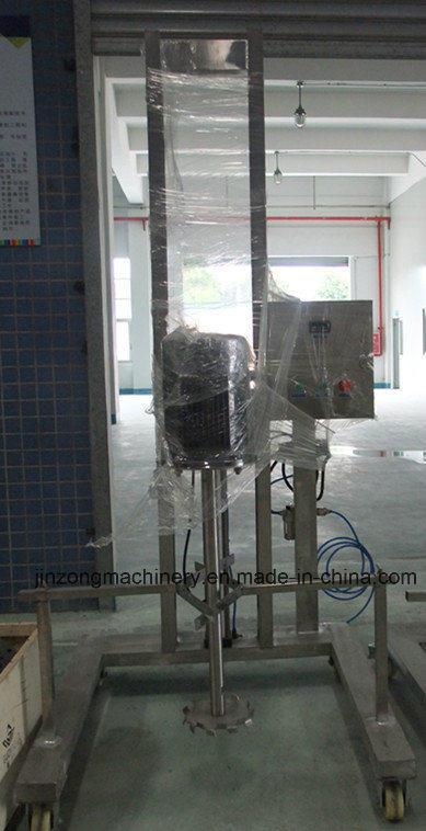 Dispersion Machine (Pneumatic Lifting)