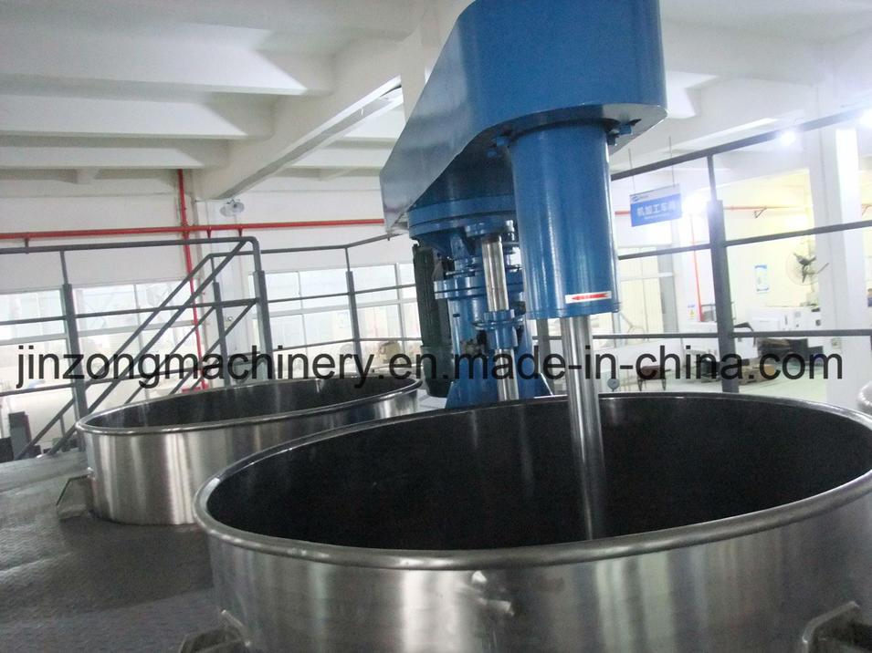 China Supply Paint Mixer with Platform