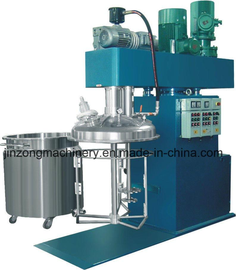 China High Speed Vacuum Dissolver