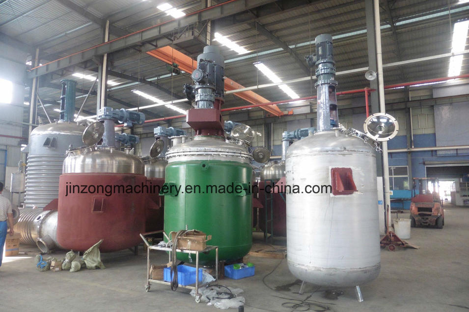 Stainless Steel Jacketed Reactor for Chemial Industry