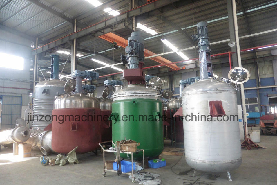 Water-Based Wood Emulsion Reactor Production Line