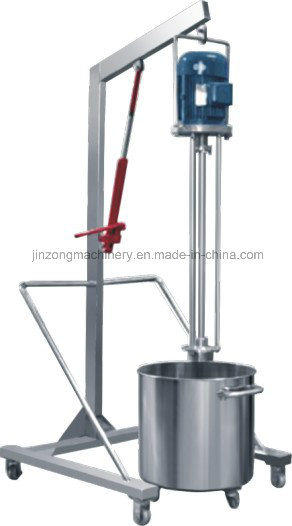 High Quality Stainless Steel High Shear Homogeneous Emulsification Mixer