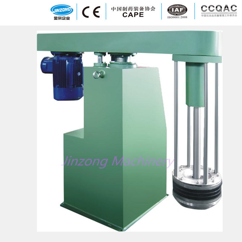 Basket Sand Mill for Coating, Ink, Adhesive