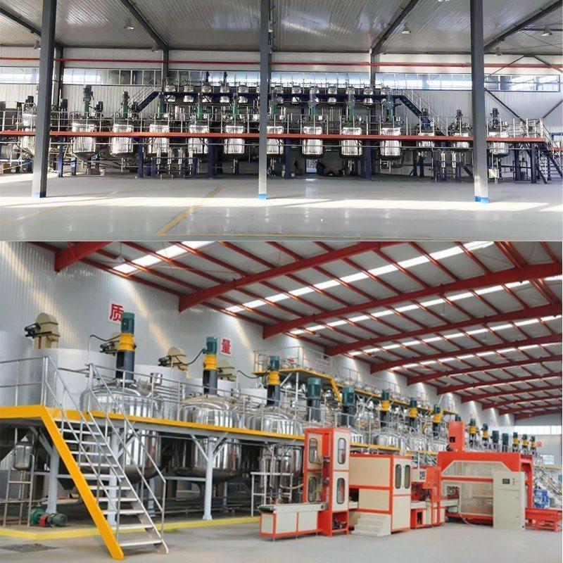 Metal Paint Production Line Equipment
