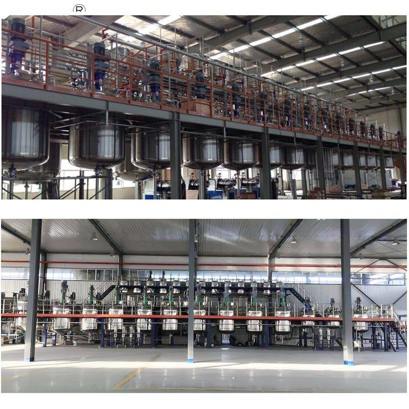 Full Automatic Car Putty Production Plant