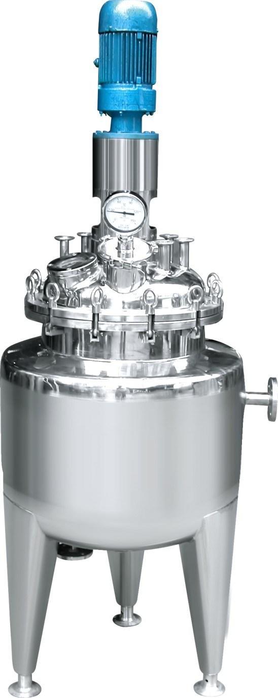 Yfx Insulation-Cooling Fermentation Tank Seed Tank Jacket Mixing Tank