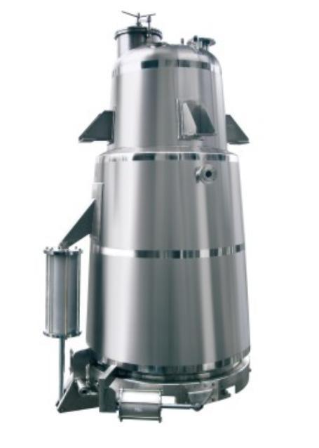 Upside-Down Taper Type Extraction Tank Essential Oil Extractor