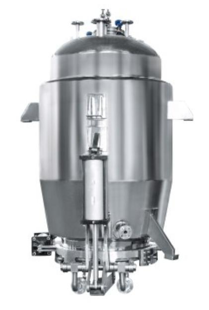 Vertical Wimble Type Extraction Tank (extracting concentrating recovery system, Chinese herb extraction machine)