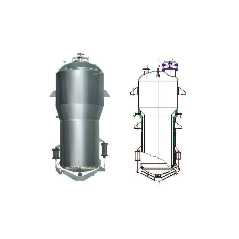 Jinzong Multifunctional Extraction Tank Herbal Extraction Plant Turnkey Project