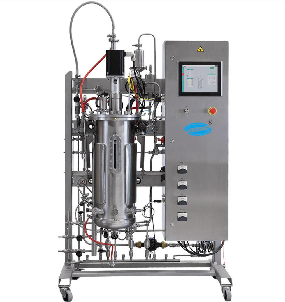 Jinzong Bioreacter Fermentor for Pilot and Industrial Scale Fermentation