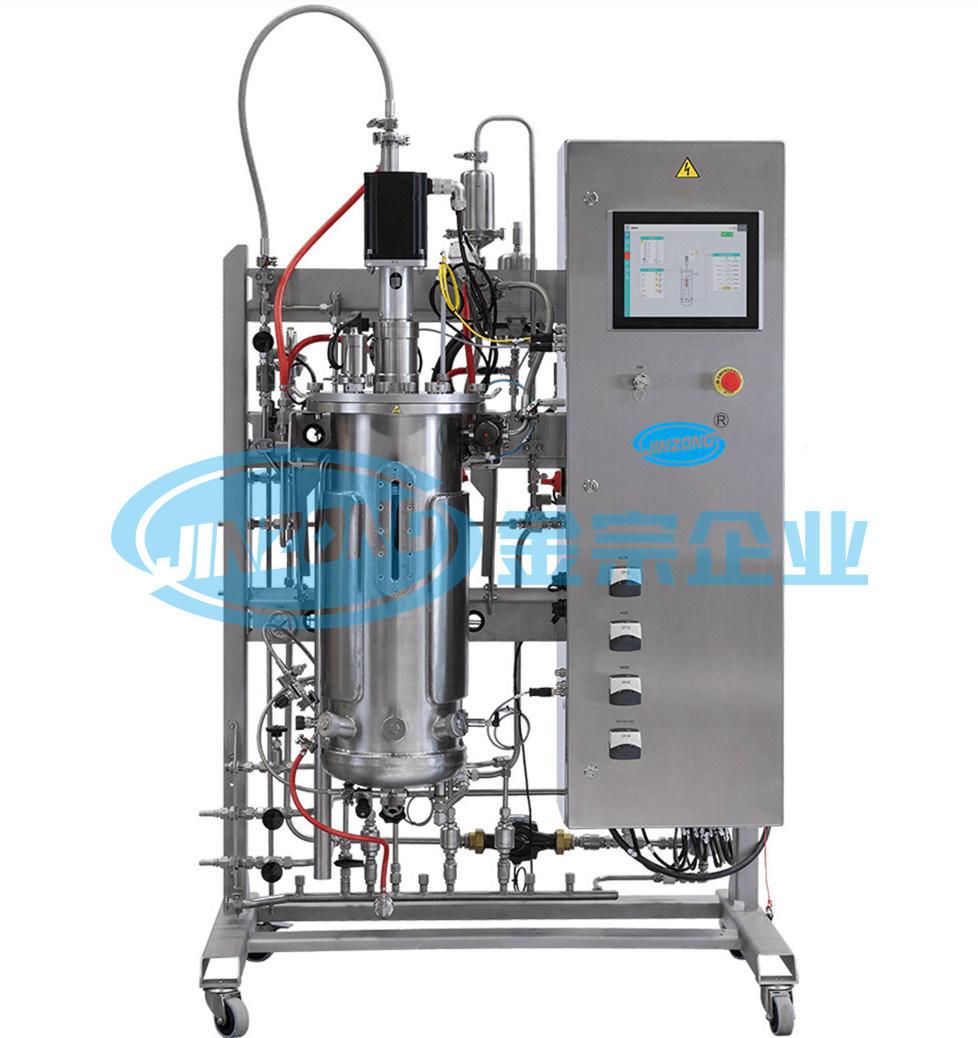 Stainless Steel Pilot Scale Fermentor Bioreactor China Supplier