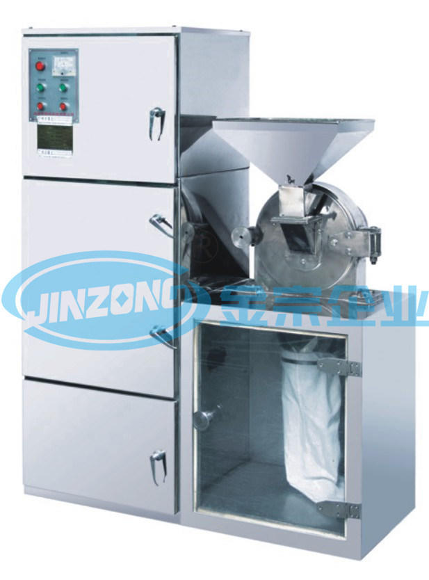 Stainless Steel Grinding Machine for Pharmaceutical Processing China Manufacturer