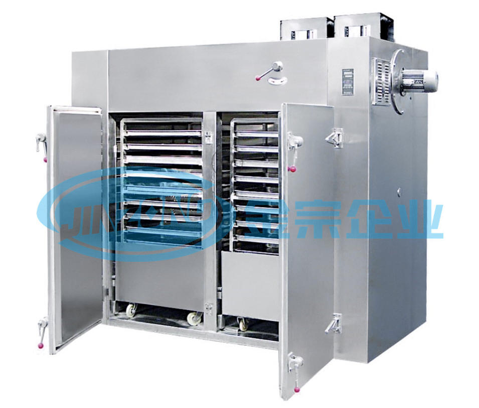 Pharmaceutical API Material Heating and Dehydrating Cabinet Oven Drying Machine