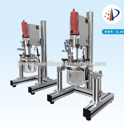 Ointment Mixer Cream Mixing Machine Capacity From 1L to 5000 Liter