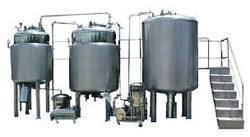 Syrup Making Machine Oral Liquid Manufacturing Mixing Vessel