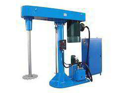 High Speed Disperser Mixer with Tank or Without