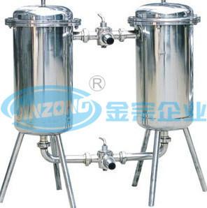 Industrial Duplex Basket Filter
