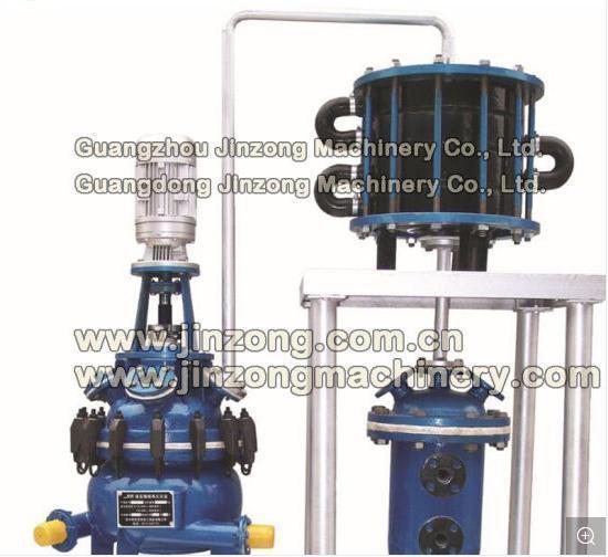 Glass Lined Corrosion Resistant Reflux Reactor Storage Tank Distiller Condenser
