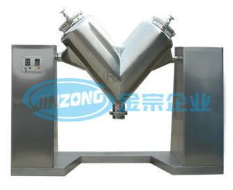 Stainless Steel V Type Mixer Manufacturer Powder Mixer Wholesale