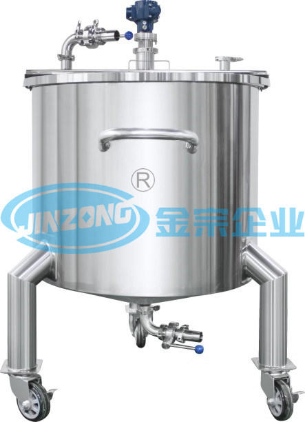 Food Grade Reactor Mixing Vessel for Industry Production Process