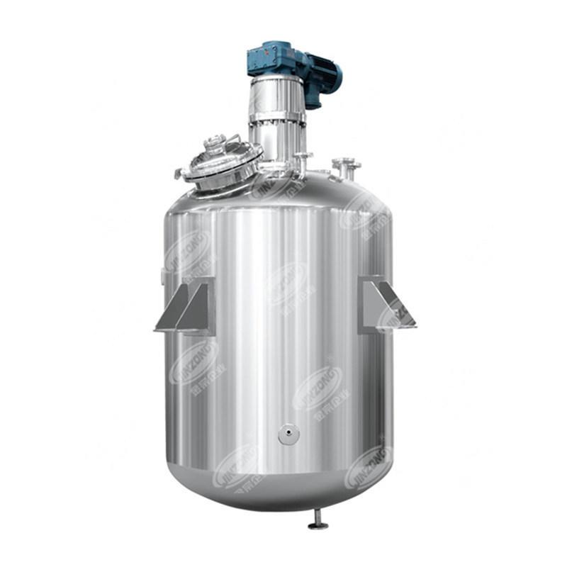 Customized Reaction Kettles Pressure Vessel Pharma Process Reactor
