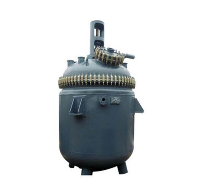 Enamel Chemical Reactor Pharmaceutical Glass Lined Reaction Tank