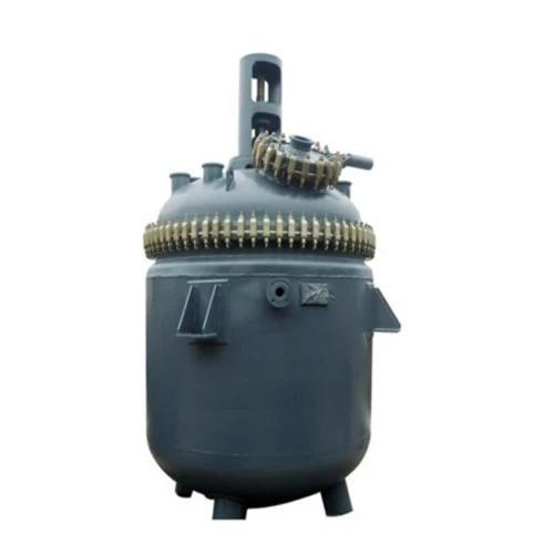 Glass Lined Tank Synthesis Corrosion Resistant Enamel Reactor with Heating Cooling Mixing Jacketed Eeaction Tank