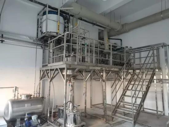 Chemical Synthesis Equipment of Ascorbic Acid Vitamin C Intermediate API