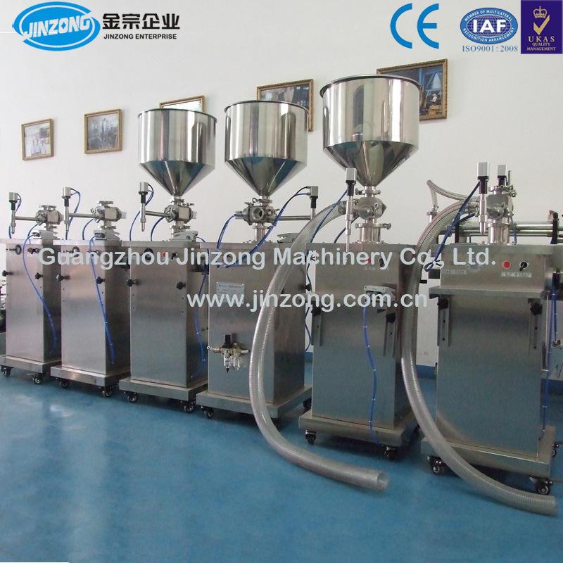 Semi-Automatic and Automatic Filling Machine