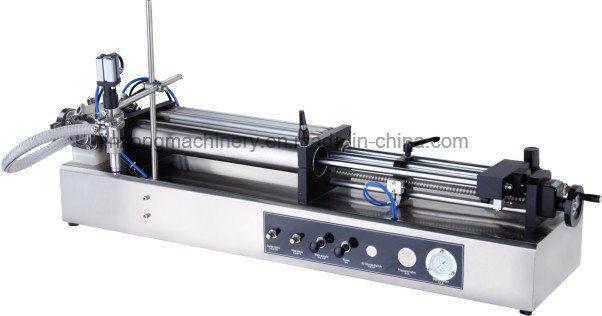 Ce Quality Liquid Detergent/Tomato Paste Filling Machine