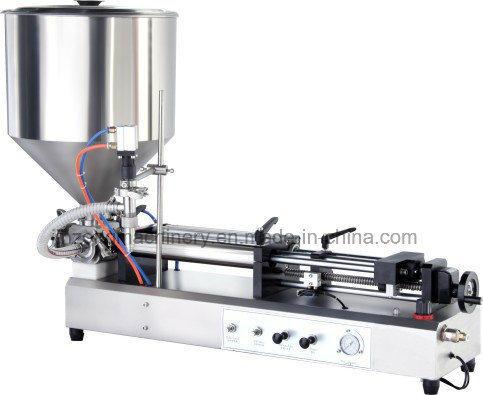 Oil Filling Machine / Honey Liquid & Paste Filling Machine (5 - 5000 ml)