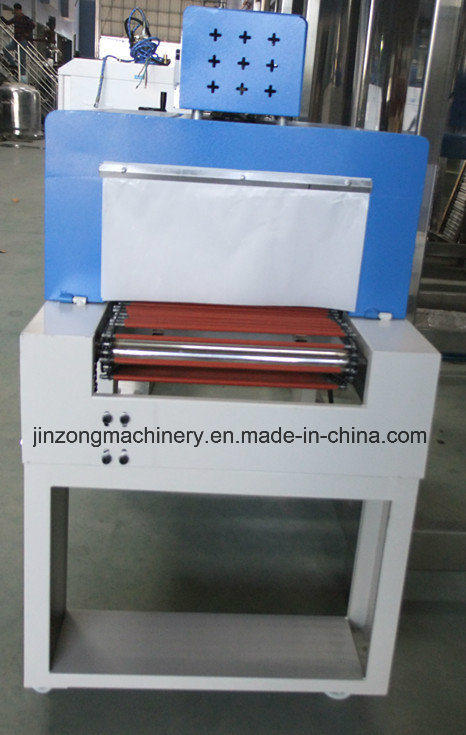 China Manufacture Bottle Heat Wrapping Packaging Machine for Box