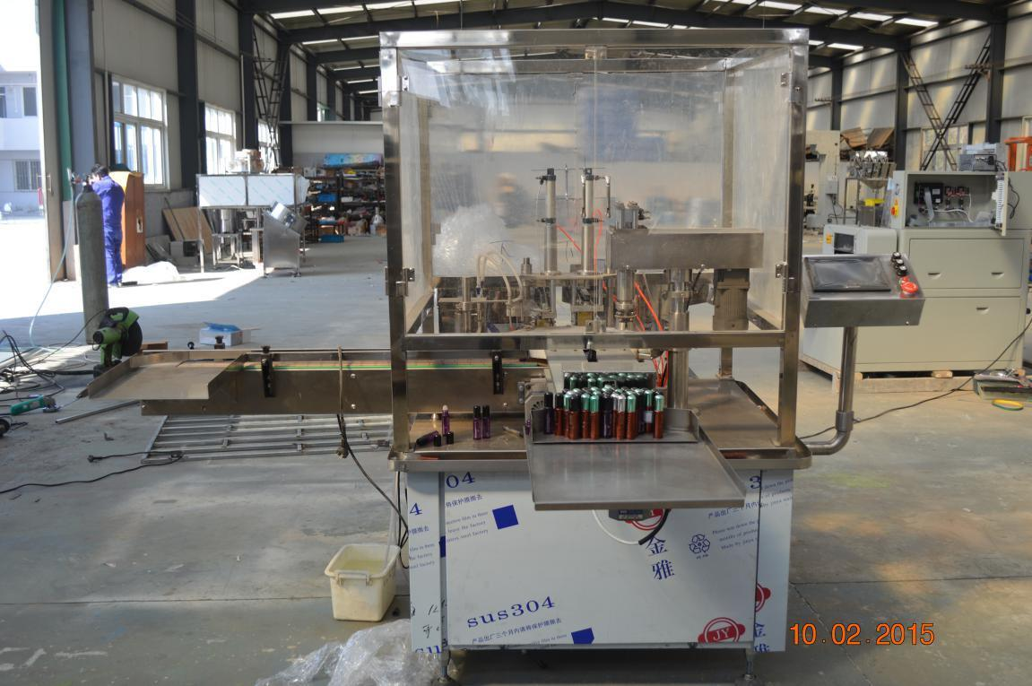 Automatic Antiperspirants Deodorant Filling Capping Machine, Roll Ball Filling Machine