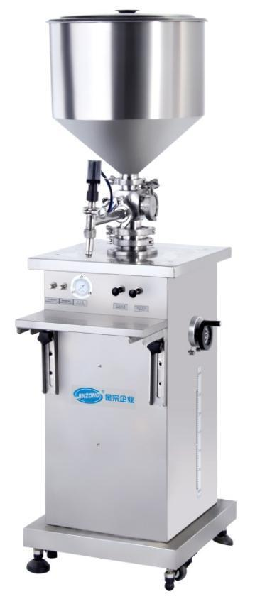 Automatic Tomato Sauce Ketchup Fruit Paste Filling Machine China Supplier