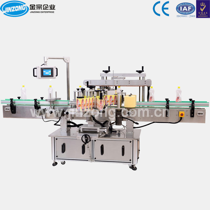 Double Side and Round Bottle Labeling Machine, Automatic Labeling Machine