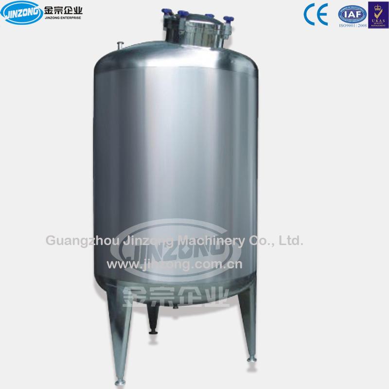 Jinzong Machinery Custom-Made Stainless Steel Health-Class Storage Tank