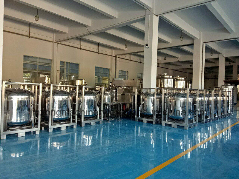 Stainless Steel Storage Tank for Battery Industry