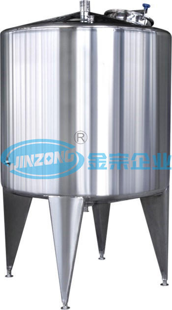 Customized Stainless Steel Food Sanitary Grade Storage Tank